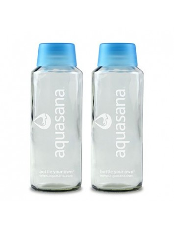 530ML GLASS BOTTLES TWIN-PACK