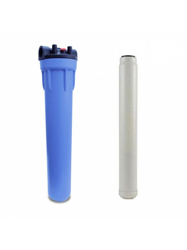 SALT-FREE WATER SOFTENER - 2 YEARS LIFETIME